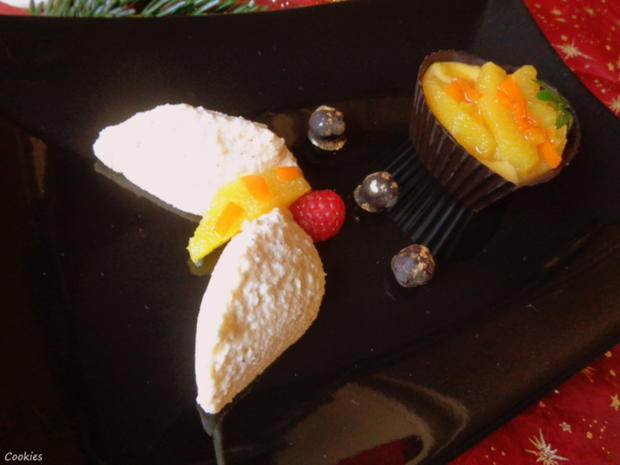 Zimt - Mousse  (Weihnachtsdessert)  ... - Rezept - Bild Nr. 12