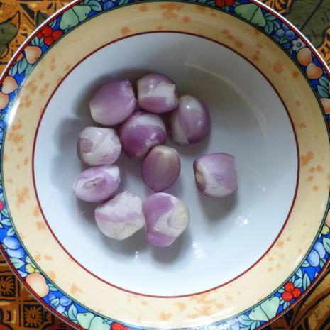 Gewürzte Gurkenstücke auf malayische Art - Rezept - Bild Nr. 12
