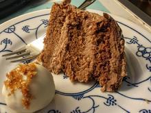 Chai - Orangenschokoladen - Torte - Rezept - Bild Nr. 2