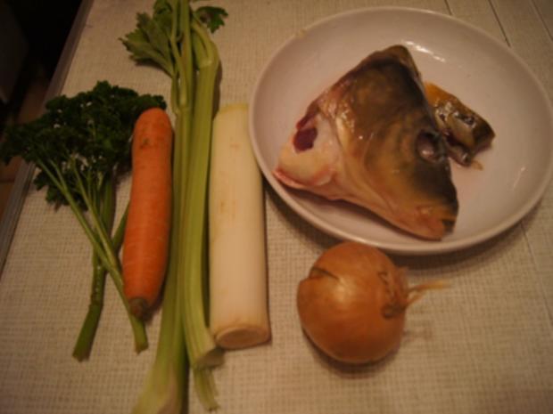 Fischsuppe II - Rezept - Bild Nr. 3