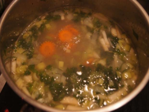 Fischsuppe II - Rezept - Bild Nr. 8