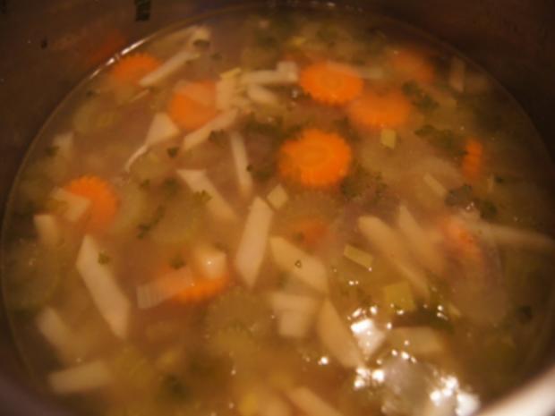 Fischsuppe II - Rezept - Bild Nr. 10