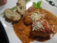 Dorsch in Tomaten-Sahne-Soße aus dem Ofen - Rezept - Bild Nr. 9675