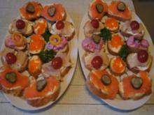Baguette-Schnittchen ( 2 ) - Rezept - Bild Nr. 2