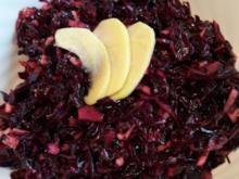 Rotkraut - Salat - Rezept - Bild Nr. 2