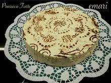 kleine festliche Prosecco Torte - Rezept - Bild Nr. 9693