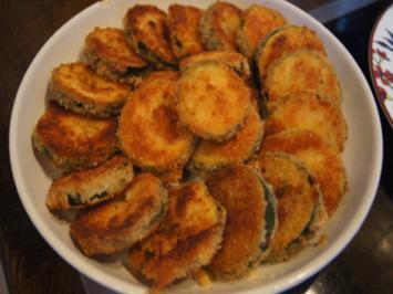 Gebratene Zucchinischeiben - Rezept - Bild Nr. 2