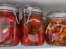 Eingelegte Tomaten - Rezept - Bild Nr. 2