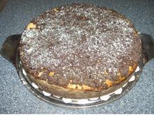 Schoko-Quarkkuchen mit Kirschen - Rezept - Bild Nr. 2