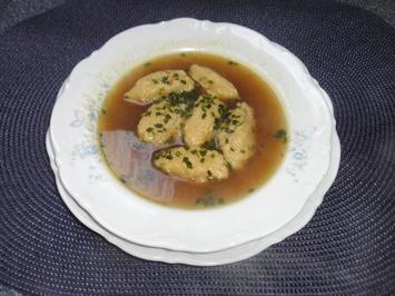 Käsenockensuppe - Rezept - Bild Nr. 2