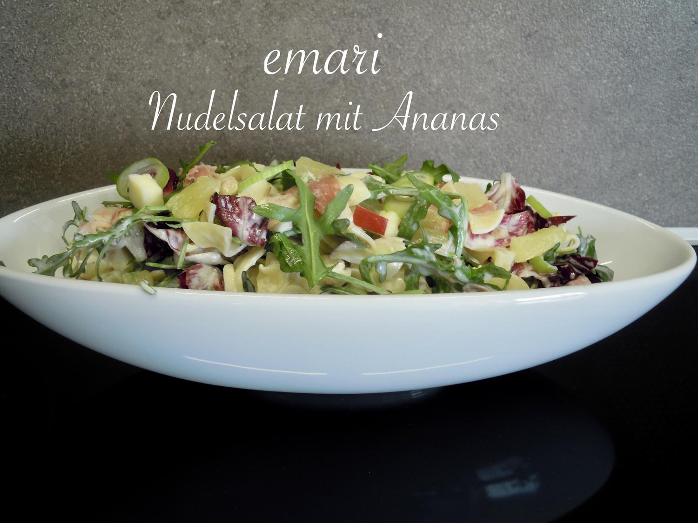 Nudelsalat auf italienisch - Rezept mit Bild - kochbar.de