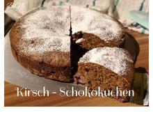 BiNe` S KIRSCH - SCHOKOKUCHEN - Rezept - Bild Nr. 6