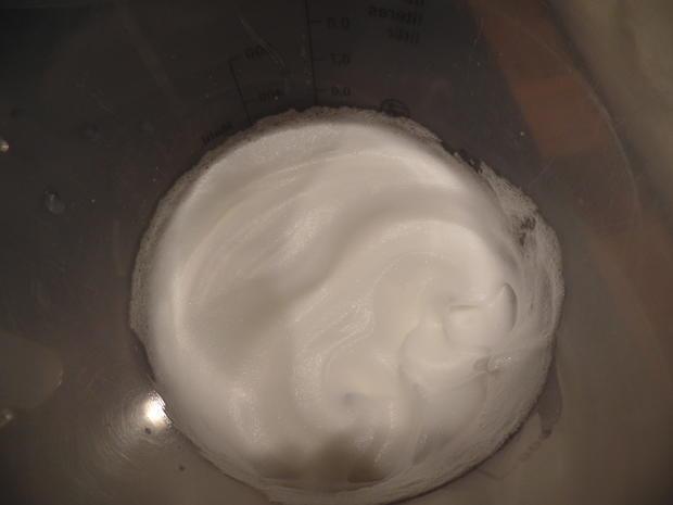 Laugenstangenknödel mit Pilzrahmsuce - Rezept - Bild Nr. 9737