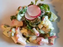 Frischer Salat im Winter zum Sonntagsbraten - Rezept - Bild Nr. 2