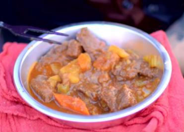 Mr. Pearsons Spezial Stew  (Brunswick Stew) - Rezept - Bild Nr. 2