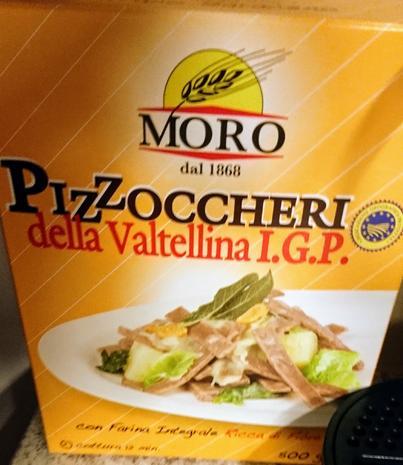 Pizzocheri mit Grünkohl - Rezept - Bild Nr. 3