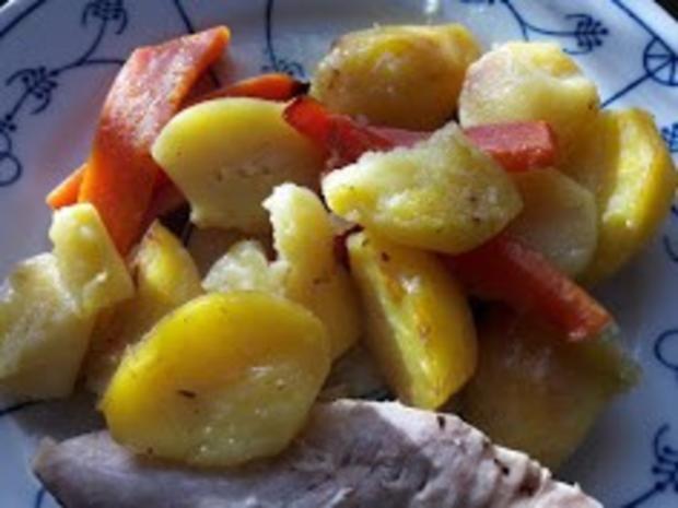 Zitronen-Kräuter-Hähnchen - Rezept - Bild Nr. 11