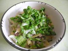 Gemüsepfanne mit viel Knobie - kochbar Challenge 1.0 (Januar 2020) - Rezept - Bild Nr. 9765