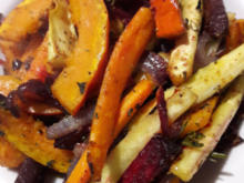 Gemüse aus dem Ofen - Rezept - Bild Nr. 2