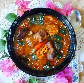 Balinesische Rindfleischsuppe à la Sriwidi - Rezept - Bild Nr. 2