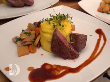Fleisch vom Rind mit Portweinsauce - Rezept - Bild Nr. 2