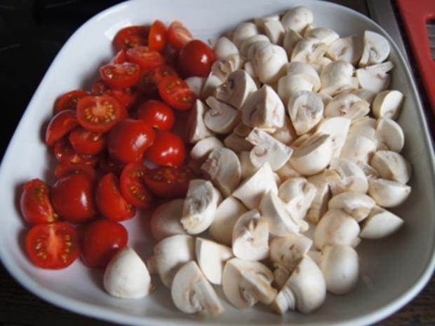 Schweinefiletcurry mit Gemüsemix im Wok und Drillinge - Rezept - Bild Nr. 9841