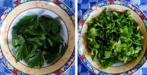 Scharfe Zucchini-Rouladen mit Rindfleisch- und Gemüsefüllung - Rezept - Bild Nr. 12