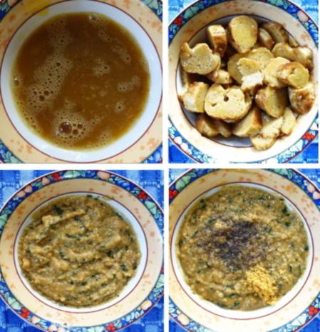 Scharfe Zucchini-Rouladen mit Rindfleisch- und Gemüsefüllung - Rezept - Bild Nr. 13