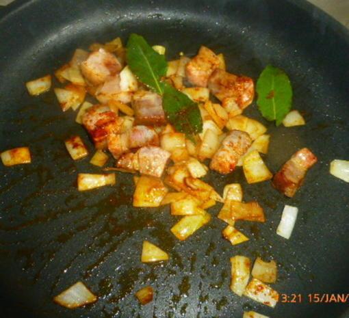 Geschmorte Bohnen mit Maishähnchen - Rezept - Bild Nr. 4