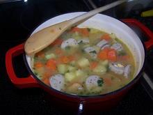 Eine Suppe für kalte Tage - Rezept - Bild Nr. 2