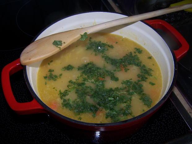 Eine Suppe für kalte Tage - Rezept - Bild Nr. 3