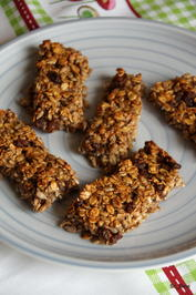 Frühstück, Snack: Gesunde Müsli-Riegel - Rezept - Bild Nr. 2