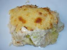 Kartoffel - Sauerkraut - Auflauf - Rezept - Bild Nr. 2