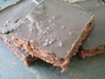Rezept: Schoko Sauerrahm Kuchen