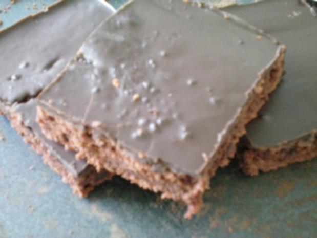 Schoko Sauerrahm Kuchen - Rezept