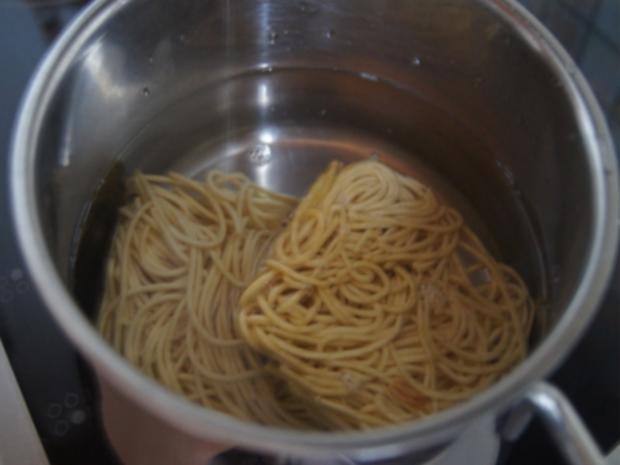 Mie-Nudeln mit Hackfleisch pikant scharf - Rezept - Bild Nr. 5