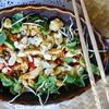 Gebratenes Hühnerfleisch mit Gemüse in süß-saurer Sauce - Rezept - Bild Nr. 2