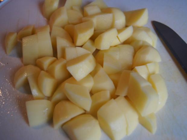 Scharf, pikanter Spitzkohl mit Mettbällchen und Möhren-Kartoffel-Stampf - Rezept - Bild Nr. 19