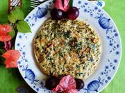 Omelette mit Entenfleisch und Shiitake-Pilzen - Rezept - Bild Nr. 2