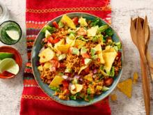 Crunchy Mexikanischer Salat mit Avocado und Chili - Rezept - Bild Nr. 2