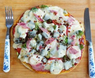 Pizza Deliciosa à la Neapoli - Rezept - Bild Nr. 2