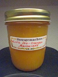 Echte Bio Orangenmarmelade - Rezept - Bild Nr. 2