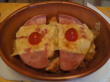 Geschmorter Spitzkohl mit Hähnchenbrustfilet - Rezept - Bild Nr. 2