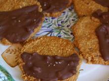 Plätzchen: Knusprige Hafer-Kekse - Rezept - Bild Nr. 2