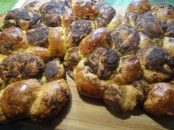 Pesto-Monkey-Bread - Rezept - Bild Nr. 2