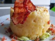 Pastinaken Kartoffel Turm = Rezeptbau NR. 1 - Rezept - Bild Nr. 2