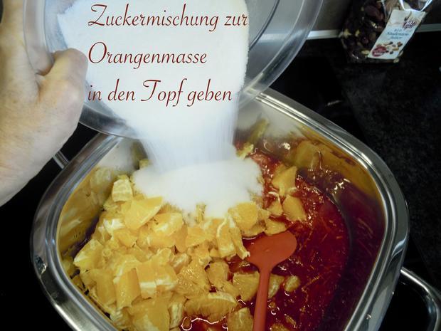 """Orangen Marmelade """"Grand Marnier"""" - Rezept - Bild Nr. 3"""