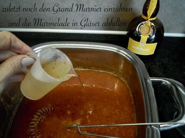 """Orangen Marmelade """"Grand Marnier"""" - Rezept - Bild Nr. 5"""
