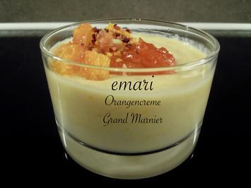 """Orangencreme Dessert  """"Grand Marnier"""" - Rezept - Bild Nr. 5"""