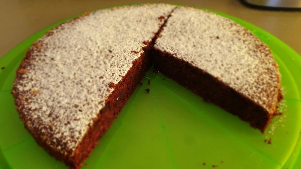 Rote-Rüben-Schoko-Kuchen - Rezept - Bild Nr. 2